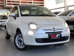 Fiat 500 1.4 Cult 2012 Dualogic - 2012