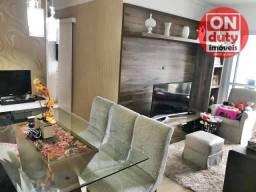 Apartamento com 2 dormitórios à venda, 79 m² por R$ 520.000,00 - Marapé - Santos/SP