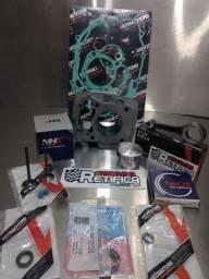 Kit Retífica Titan 150 completo