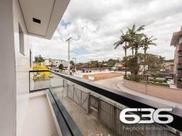 Apartamento à venda com 2 dormitórios em Bom retiro, Joinville cod:01024964