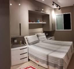 Apartamento à venda com 2 dormitórios em Santa monica, Uberlândia cod:48581