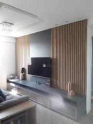 Apartamento com 2 dormitórios à venda, 82 m² por R$ 550.000 - Urbanova - São José dos Camp