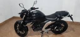 Yamaha Fz25 Fazer Abs 2019/2019 Preta