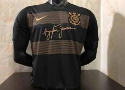 Camisa do Corinthians de R$120,00 por R$80,00