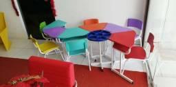 Cadeiras infantis escolares Tuddo