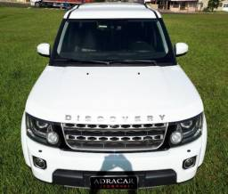 Land Rover Discovery se 3.0 v6 turbo diesel - 2014