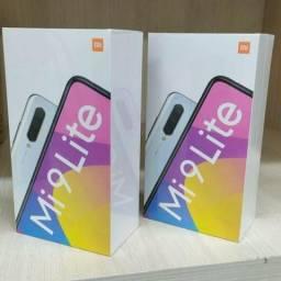 Xiaomi mi 9 lite 64gb 6ram - lacrado com 6 meses de garantia - cor branca