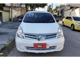Nissan Livina 1.6 16v flex 4p manual - 2014