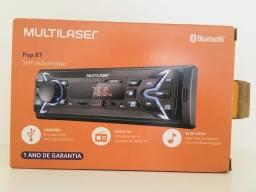 Som Automotivo Multilaser/Bluetooth