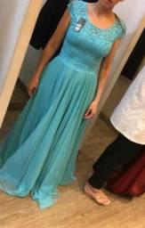 Vendo vestido longo de festa