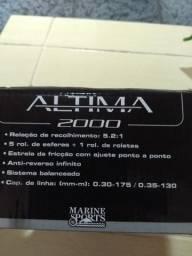 Molinete Altima 2000 6 Rolamentos Marine Sports