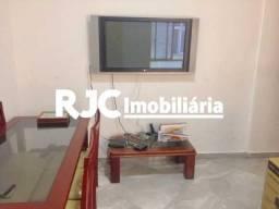 Apartamento à venda com 1 dormitórios em Tijuca, Rio de janeiro cod:MBAP10867