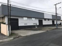 Galpão/depósito/armazém à venda em Costa e silva, Joinville cod:V06802