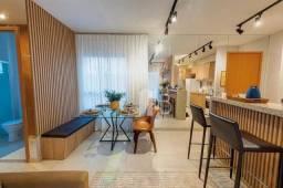 Apartamento com 2 dormitórios à venda, 47 m² por R$ 155.000,00 - Grand Ville - Uberlândia/