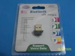 Adaptador Bluetooth para PC/Notebook Dongle 2.0