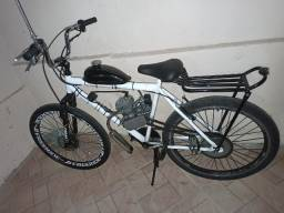 Bike Motorizada 80CC nova