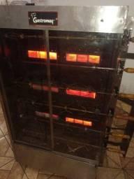 máquina de assar frangos gastromaq af30