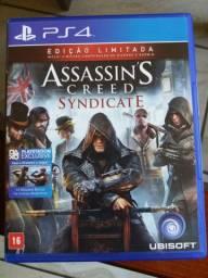 Jogo de PS4 - Assassins Creed Sindicate