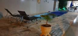 Casa de temporada com piscina aquecida!!
