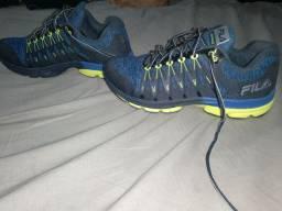 Sapato fila original novo