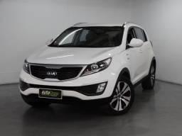 Kia Sportage Lx  2.0 4x4 Flex Branco