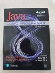 Deitel - Java: Como programar (10ª edição)