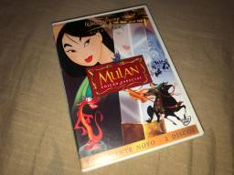 DVD Mulan - Duplo