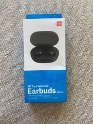 Fone xiaomi Earbuds Basic Novo