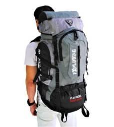 Título do anúncio: Mochila estilo mochileiro Clio Style para trilhas e acampamentos em 4 opções de cores