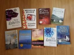 Livros diversos em espanhol