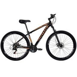 Bicicleta aro 29 South Legend Slim quadro 17