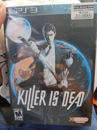 Killer is dead jogo ps3 lacrado