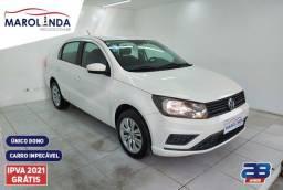 Título do anúncio: Volkswagen Voyage 1.6 ((Único Dono)) MSI Manual - 2019