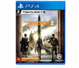 Game Tom Clancy's The Division 2 PS4 - Mídia Física Lacrada