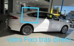 Título do anúncio: Vidro fixo lado direito Fusion 2014/18