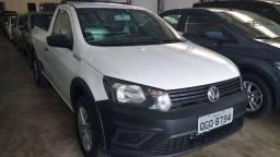 VW  NOVA SAVEIRO CS ROBUST 1.6 FLEX 2019 COMPLETA