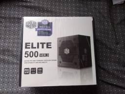 Fonte Cooler Master 500W Elite V3