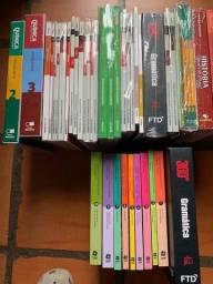 Livros 3a serie ensino médio (todos ou individualmente)