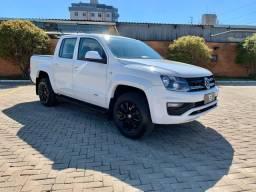 Título do anúncio: Volkswagen Amarok Trendline 2.0 4x4 2018