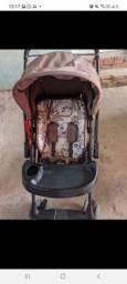 Carrinho de bebê em bom estado ..