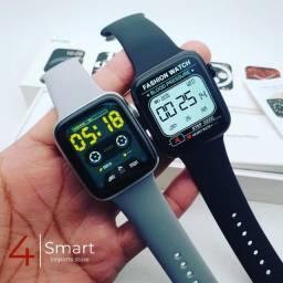 PROMOÇÃO !!! Smartwatch DT100 com garantia coloca senha foto na tela e faz ligação