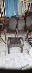 Cadeiras Alice luxo