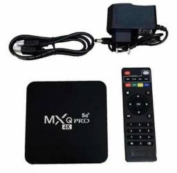 Tv box Android Wi-Fi 5ghz 128 GB