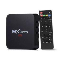 TV BOX 4K - Mxq PRO