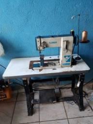 Máquina de costurar sapato