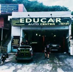 Soundfilm e Educar Center .