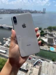 Título do anúncio: iphone  xs Max 64GB branco ( vitrine )