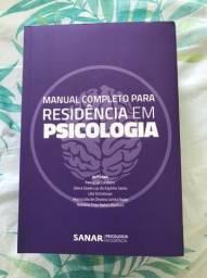 Título do anúncio: Manual Completo para Residência em Psicologia