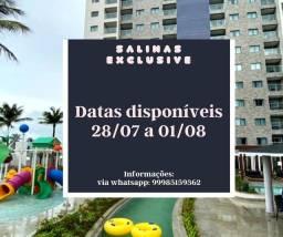 Aluguel resorts salinas