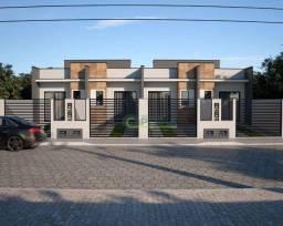 Casa com 2 dormitórios à venda por R$ 150.000,00 - Centro - Penha/SC